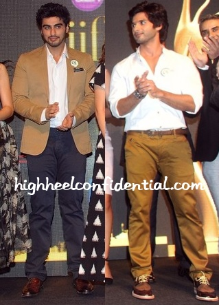 arjun-shahid-iifa-2013-press-meet