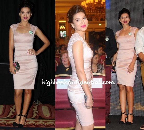 gauhar-khan-iifa-2013-press-meet