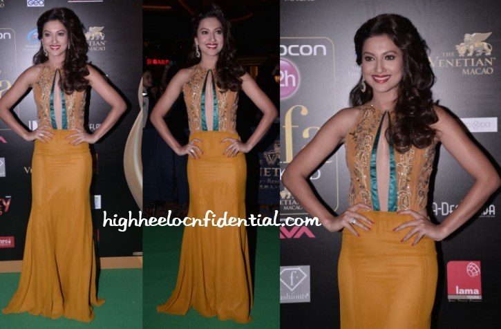 gauhar-khan-iifa-2013-rocks