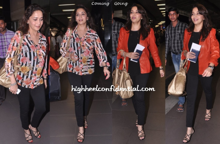 madhuri-dixit-mumbai-airport-iifa-departure-arrival
