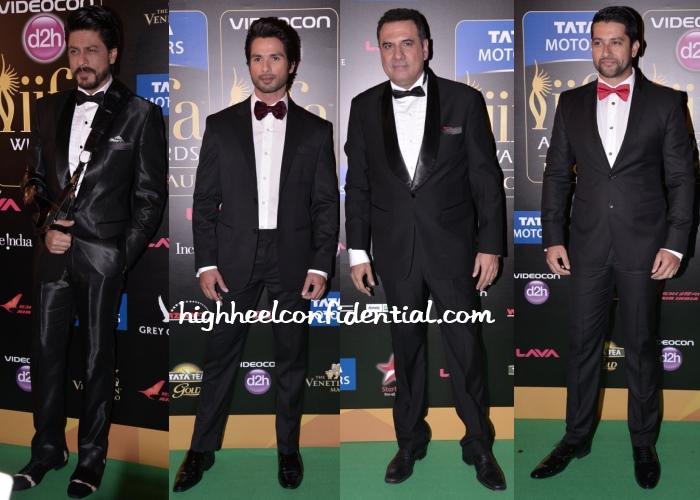 shah-rukh-shahid-boman-aftab-iifa-awards-2013