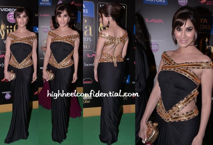 sophie-choudry-raakesh-agarvwal-iifa-awards-2013