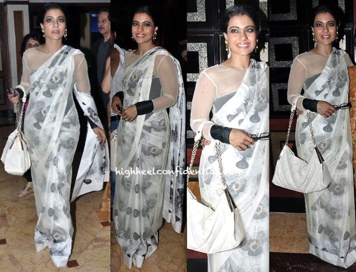 kajol at tanisha play the verdic in masaba-2