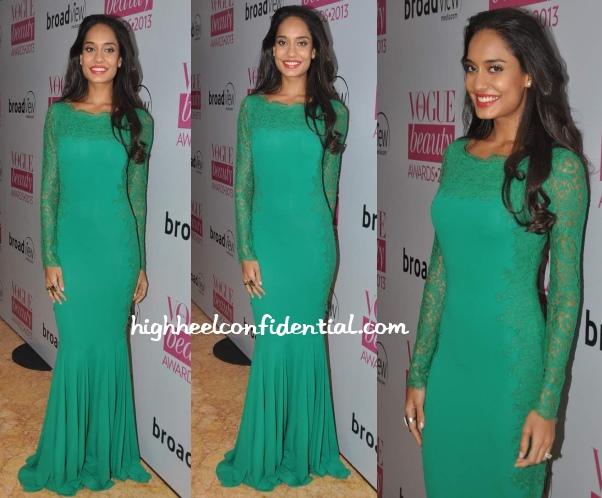 lisa-haydon-blumarine-vogue-beauty-awards-2013