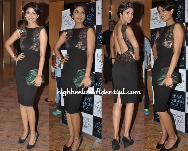 shilpa-shetty-rajat-tangri-lakme-fashion-week-2013