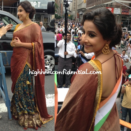 vidya-balan-asmita-marwa-india-day-parade-manhattan