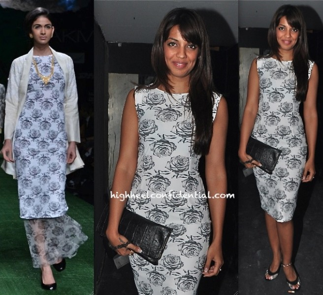 Mugdha Godse In Masaba At Alibi Launch