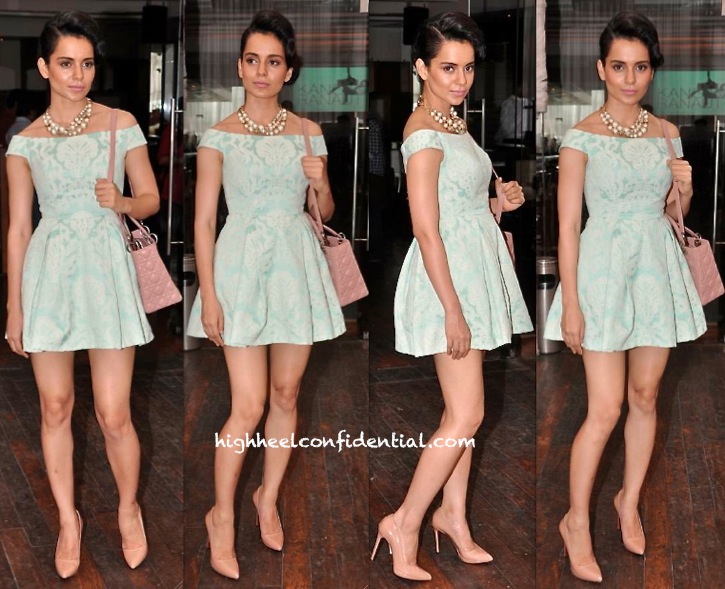 kangna ranaut launches her official website wearing topshop-2
