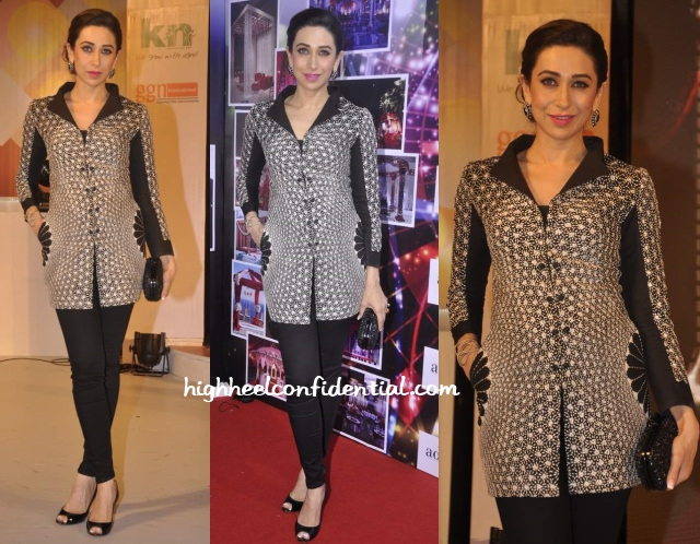 karisma-kapoor-rahul-mishra-globoil-awards-2013