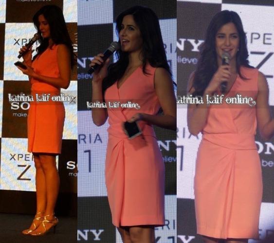 katrina-kaif-dvf-sony-xperia-launch-z1-pink-dress