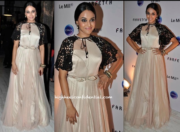 Swara Bhaskar In Dolly J At The Le Mill:Far Fetch Do