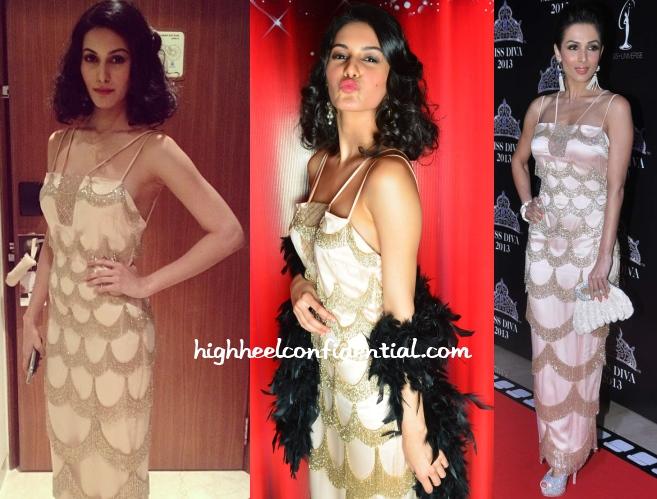 amyra-dastur-shehla-elle-beauty-awards-2013