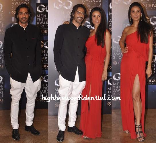 arjun-rampal-mehr-jessia-gq-men-of-the-year-awards-2013