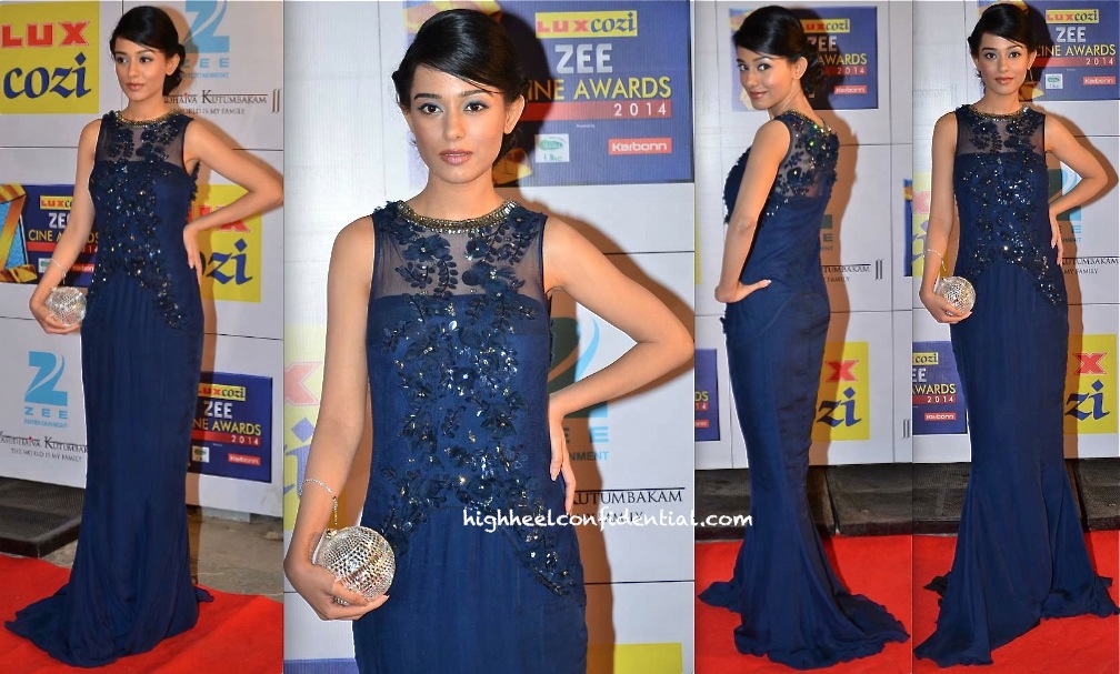 Image result for amrita rao evening gown