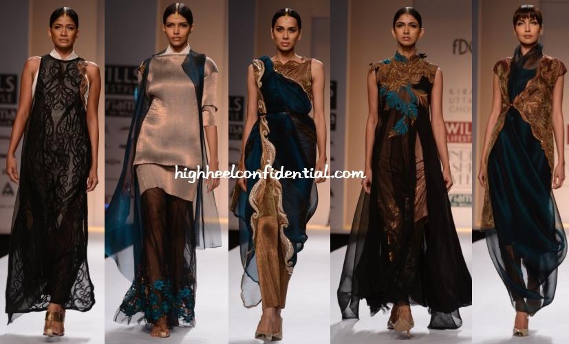 Kiran Uttam Ghosh Fall 2014 Wifw 1 High Heel Confidential