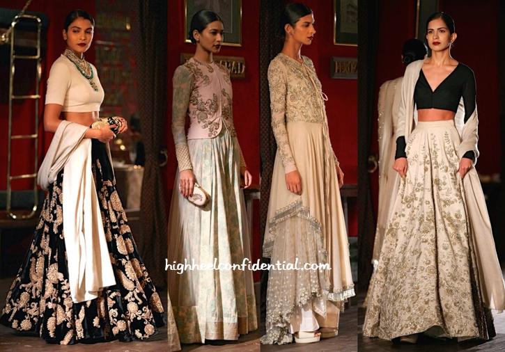 India Couture Week 2014: Sabyasachi - High Heel Confidential Sabyasachi Bridal Collection 2014