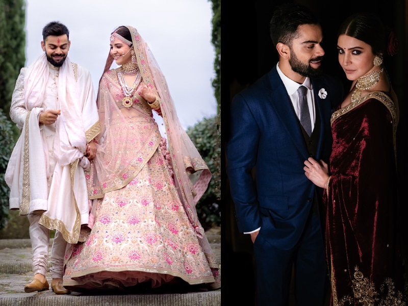Virat Kohli Wedding.Anushka Sharma Virat Kohli Wedding Archives High Heel Confidential