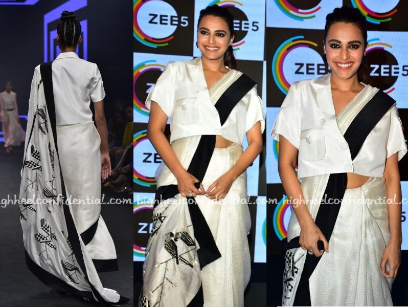 swara-bhaskar-debelle-zee-5-ott-launch-1 - High Heel Confidential