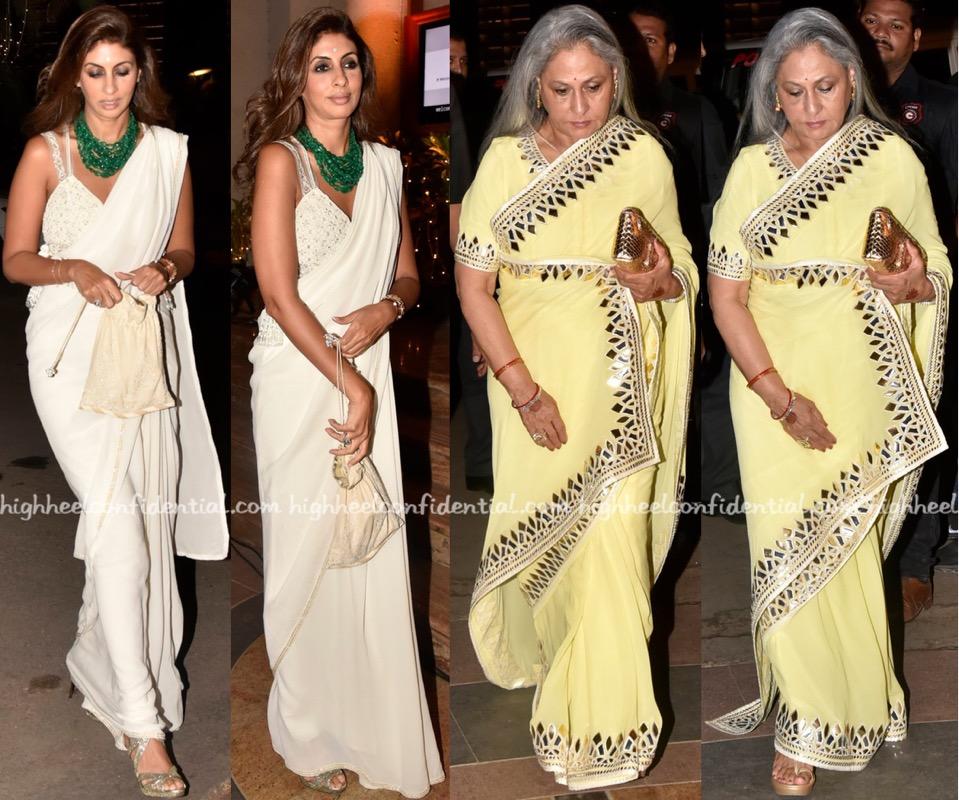 Jaya Bachchan Wedding