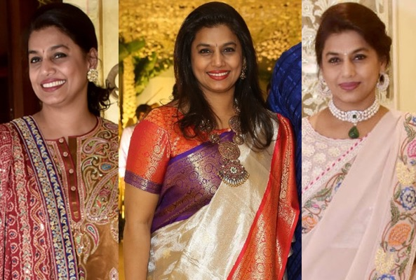 Kajol in Manish Malhotra saree -South India Fashion