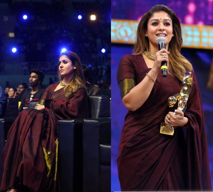 nayanthara-zee-cine-awards-2020-tamil - High Heel Confidential