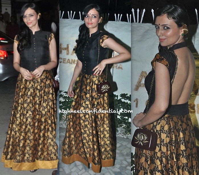 roshni chopra at alvira khan store launch