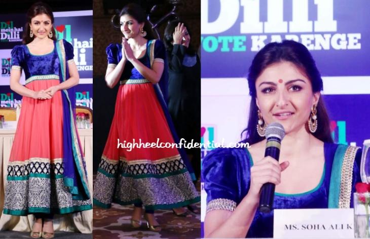soha-ali-khan-dilli-vote-event