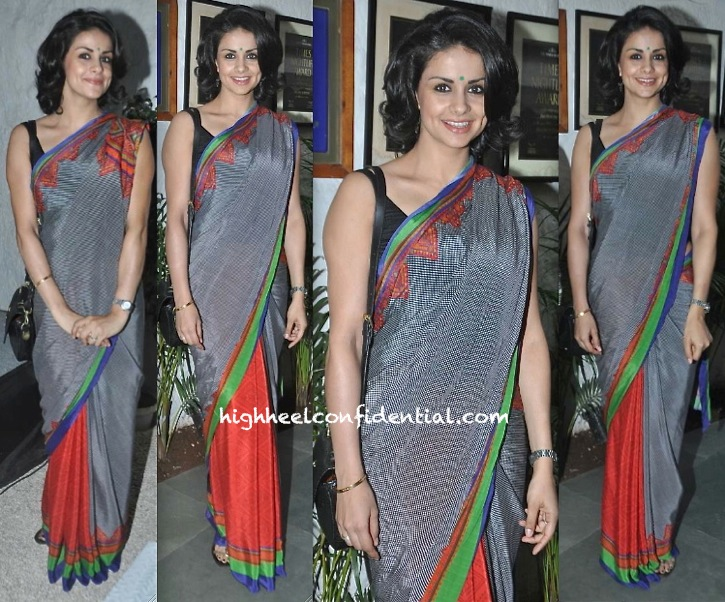 Gul Panag At Aditi Mathur Kumar's Book (Soldier and Spice) Launch