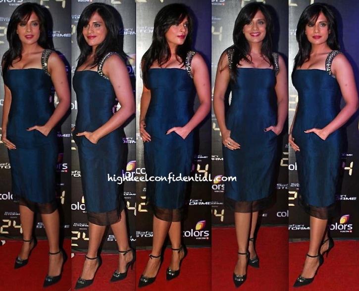Richa Chadda At 24 Success Bash