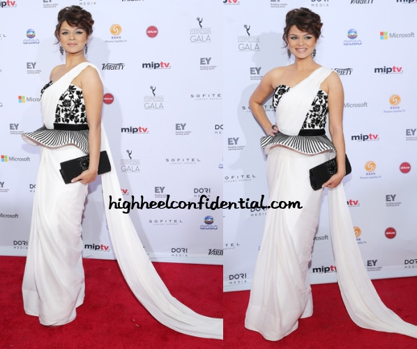 aashka-goradia-mapxencars-international-emmy-awards-2013