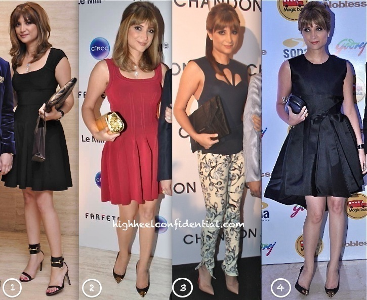 michelle poonawala at gucci event, farfetch and le mill party, chandon launch event and magic bus event 2013