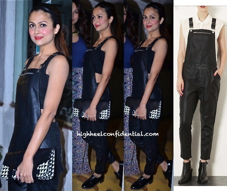 Amrita Arora In Topshop At The Closet Label Collection Preview-1