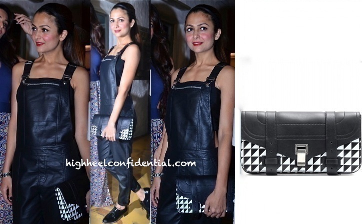Amrita Arora In Topshop At The Closet Label Collection Preview-2