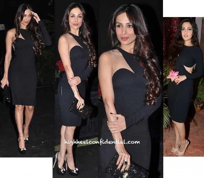 Malaika Arora Khan In Stella McCartney At Deepika Padukone's Do