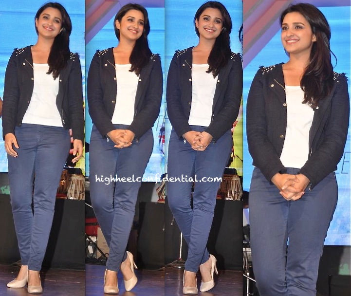 Parineeti Chopra At Mulund Festival