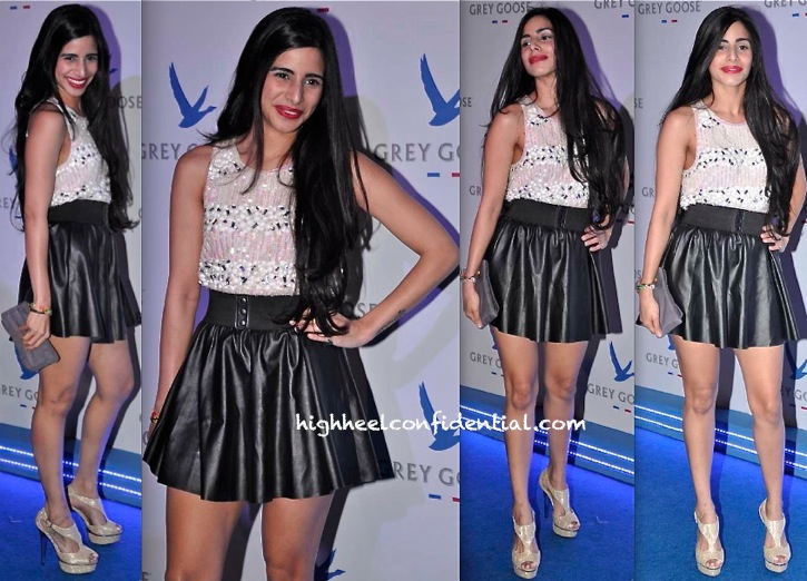 Soniya Mehra In Topshop And Forever 21 At Grey Goose Style Du Jour Event