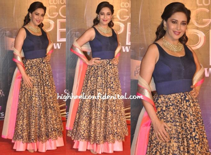 madhuri-dixit-jade-golden-petal-awards-2013
