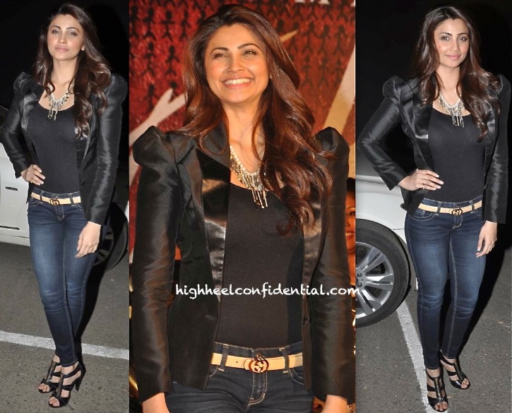 Daisy Shah At 'Jai Ho' Promotions