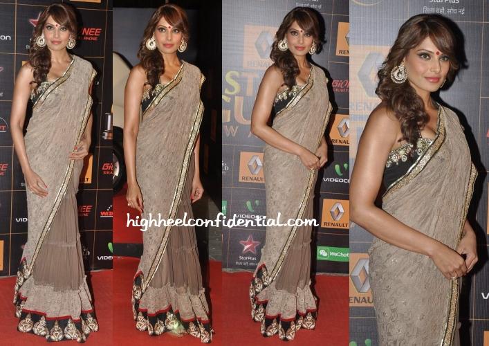 bipasha-basu-binal-shah-star-guild-awards-2014