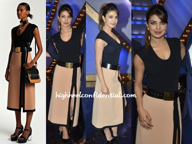 priyanka-chopra-gunday-india-talent-micheal-kors-skirt