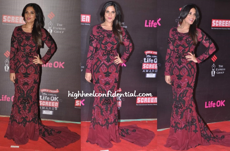 richa-chadda-innana-screen-awards-2014