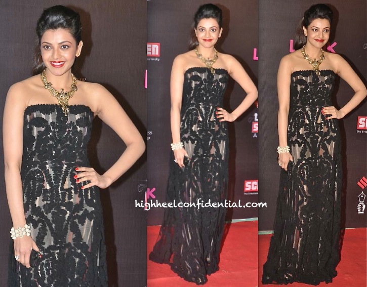 screen awards 2014-kajal aggarwal-vizyon