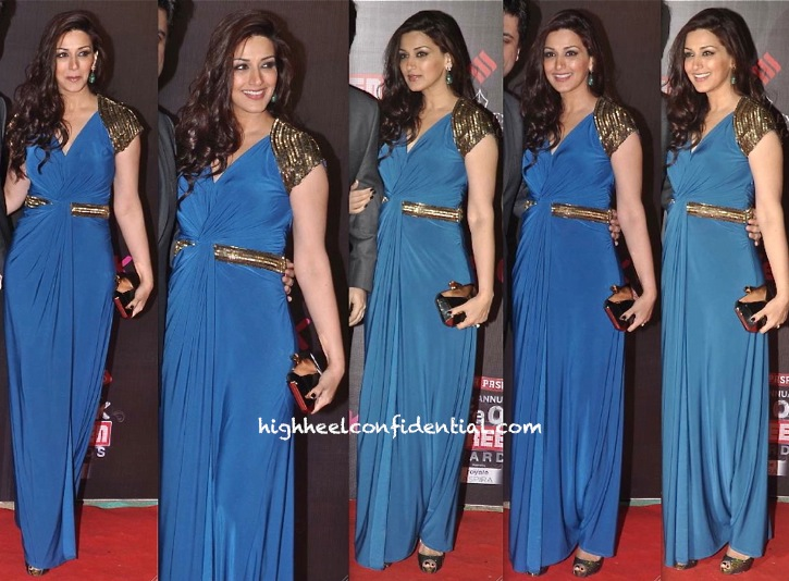screen awards 2014-sonali bendre-surily goel
