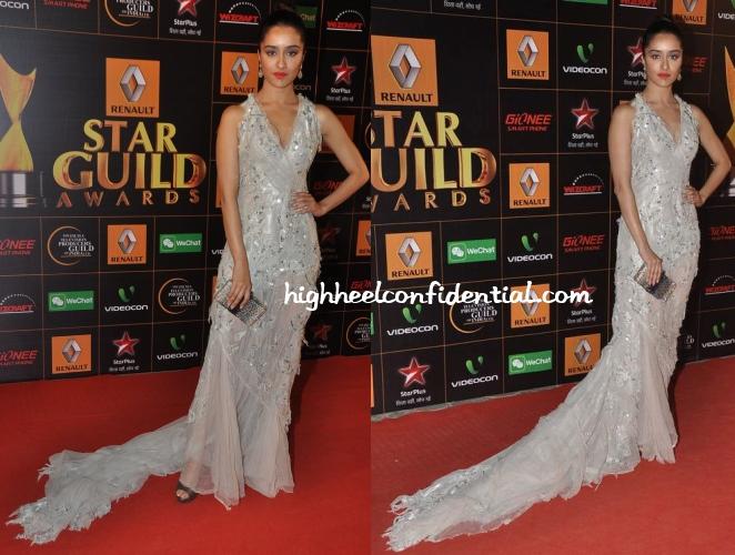 shraddha-kapoor-donna-karan-atelier-star-guild-awards-2014