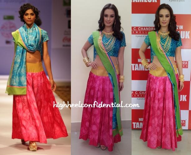 evelyn-sharma-swati-Vijaivargie-pc-chandra-launch