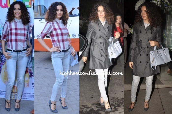 kangana-ranaut-burberry-shirt-trench-queen-promotions