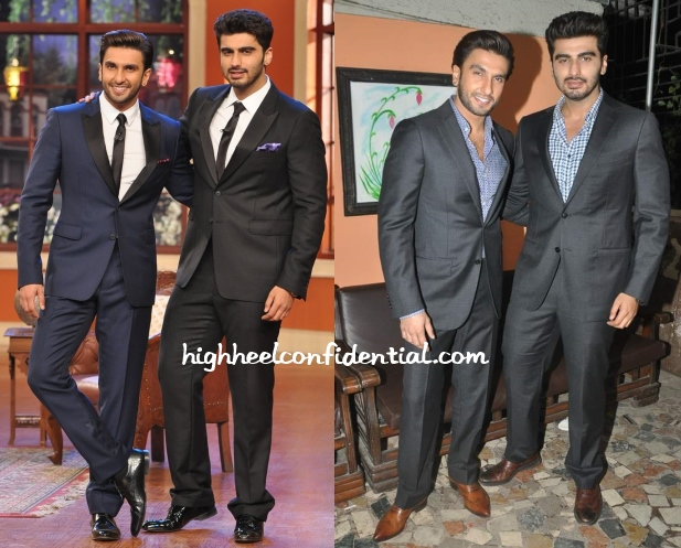 ranveer-singh-arjun-kapoor-gunday-promotions-comedy-nights-circus