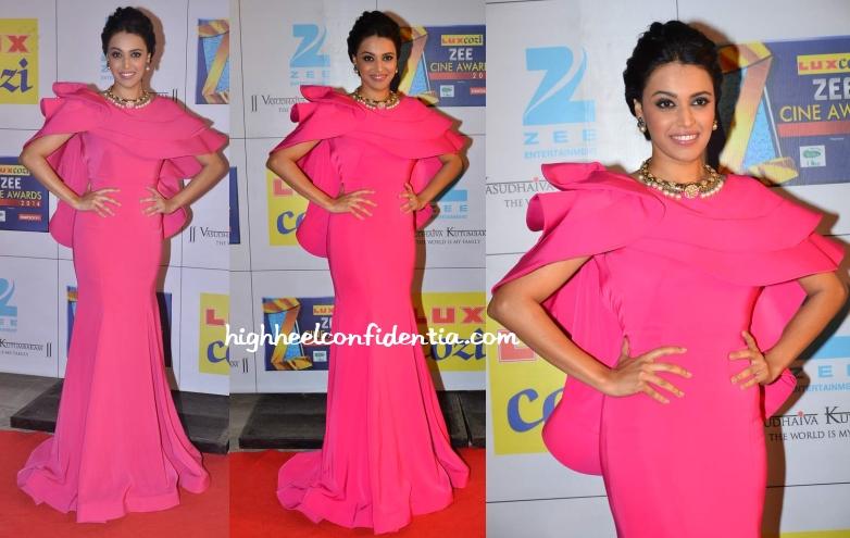 swara-bhaskar-gauri-nainika-zee-zine-awards-2014