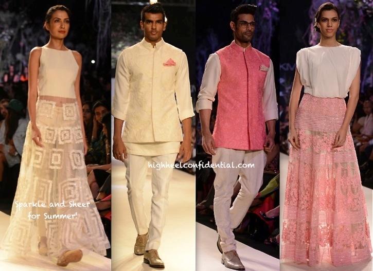LFW Summer 2014- Manish Malhotra-2
