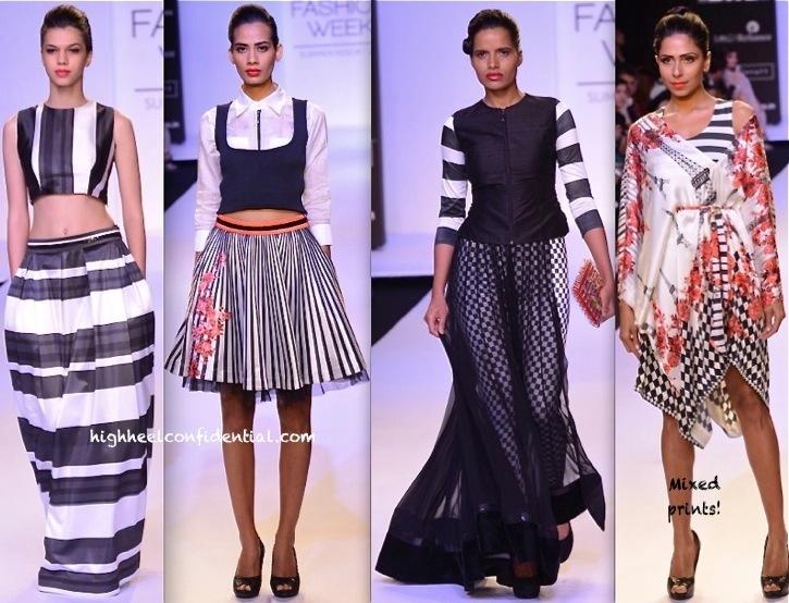 Lakme Fashion Week Summer:Resort 2014- Archana Kochhar-1